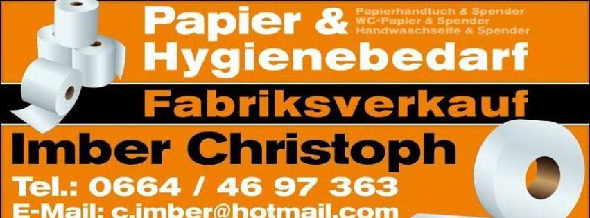 Papier und Hygienebedarf Imber